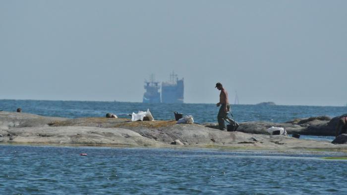 Ingen mer oljesanering behövs vid Flatvarp efter vintern