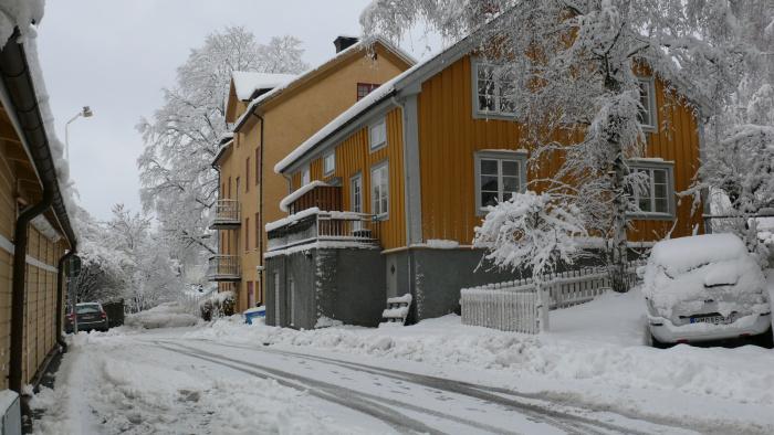 Vinterväghållning
