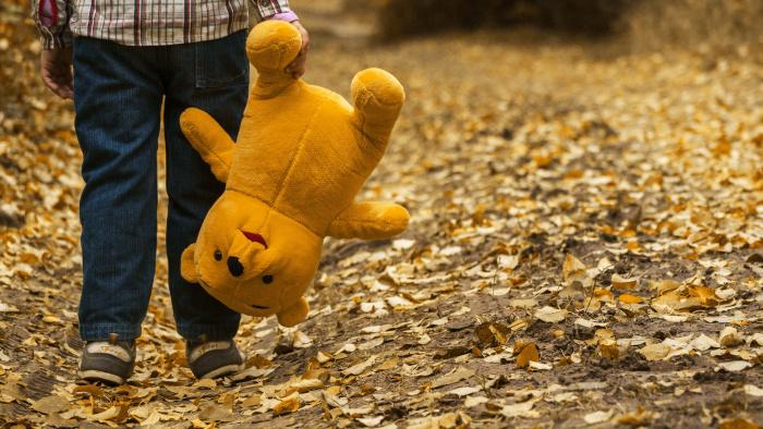 Anmälan om barn som far illa