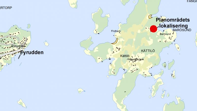 Detaljplan för Kättilö 1:34 del av m.fl.