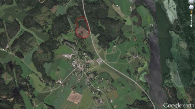 Detaljplan för Ringarums Prästgård 1:48