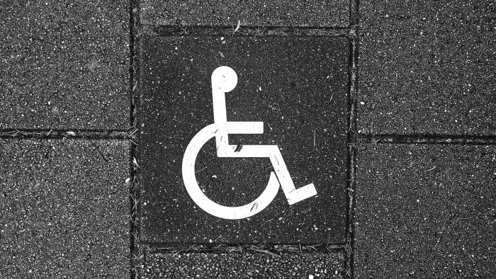Parkeringstillstånd för rörelsehindrade
