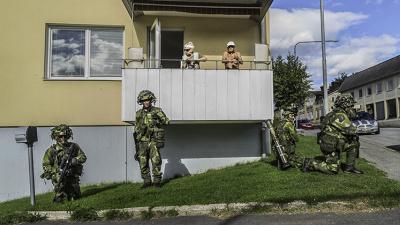 Samverkan i länet kring krisberedskap och försvar