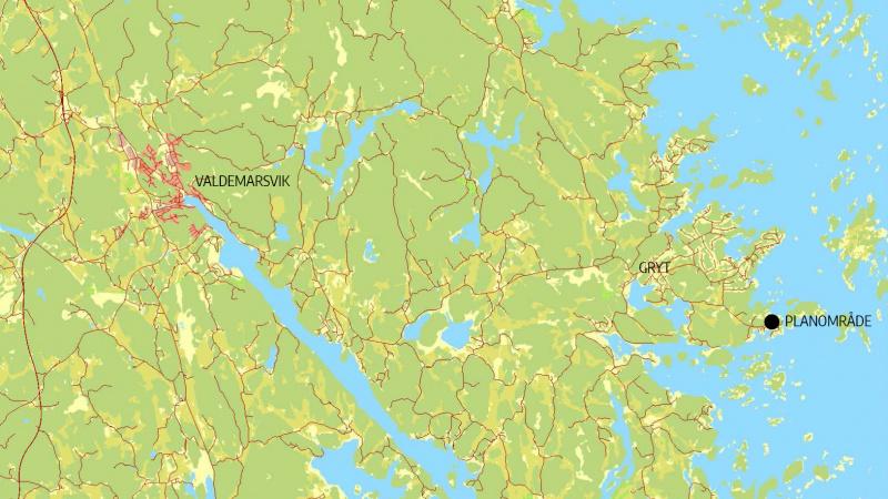 Förslag till detaljplan för Gryts Prästgård 1:37 m.fl. (Ekön)