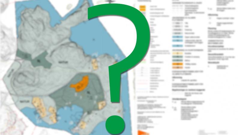 Förslag till detaljplan ställs ut på Ekön 8-11 juli!