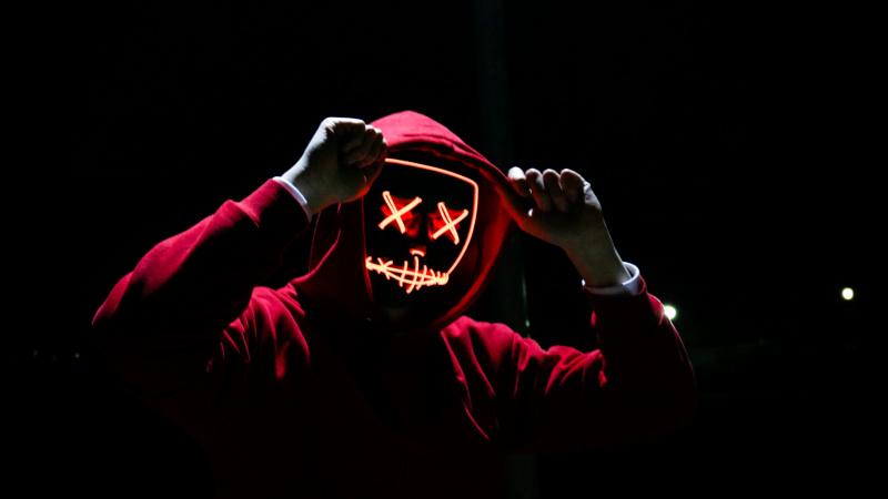Halloweenparty från åk 7