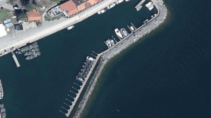 Tillfällig avstängning del av Fyruddens Hamn