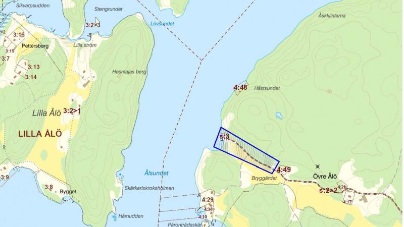 Detaljplan för Stora Ålö 4:47, del av