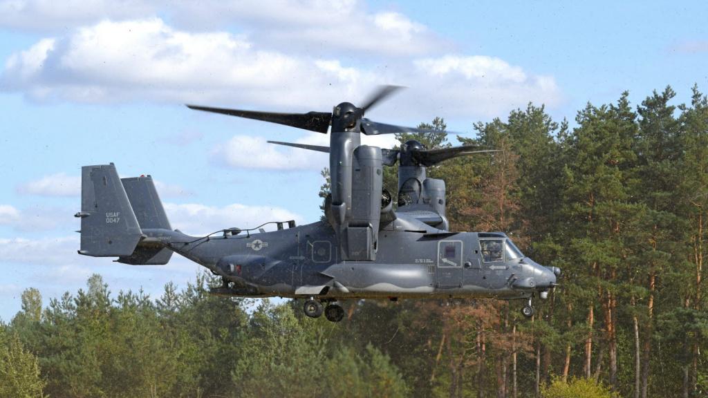 Amerikans helikopter